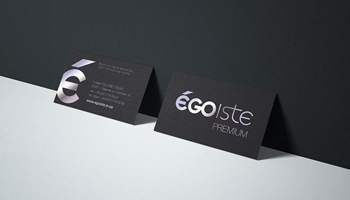 Brand identity for EGOISTE-image-right
