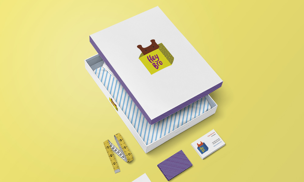 Branding for HEY BRO-image