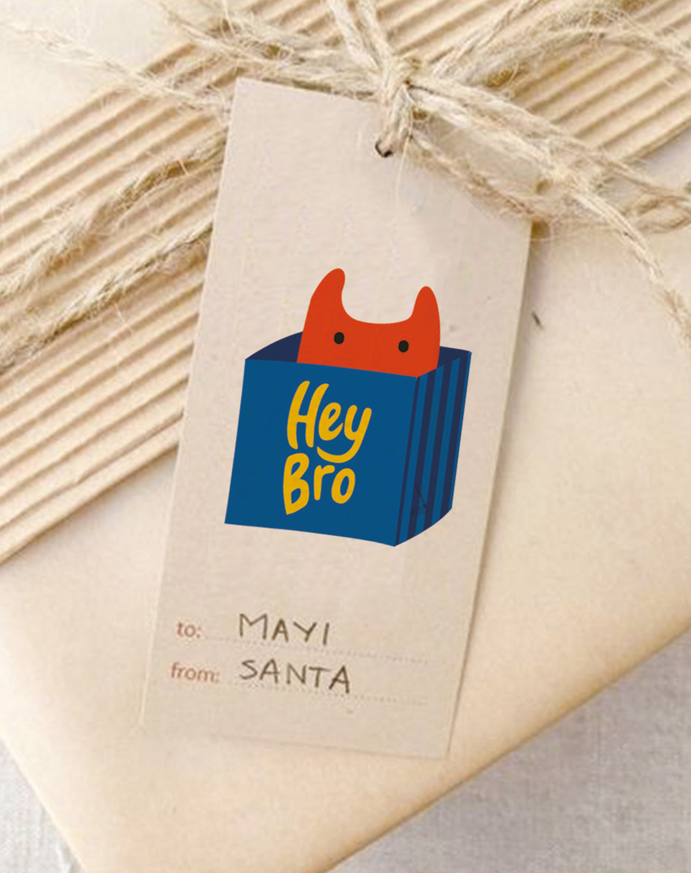 Branding for HEY BRO-image-left