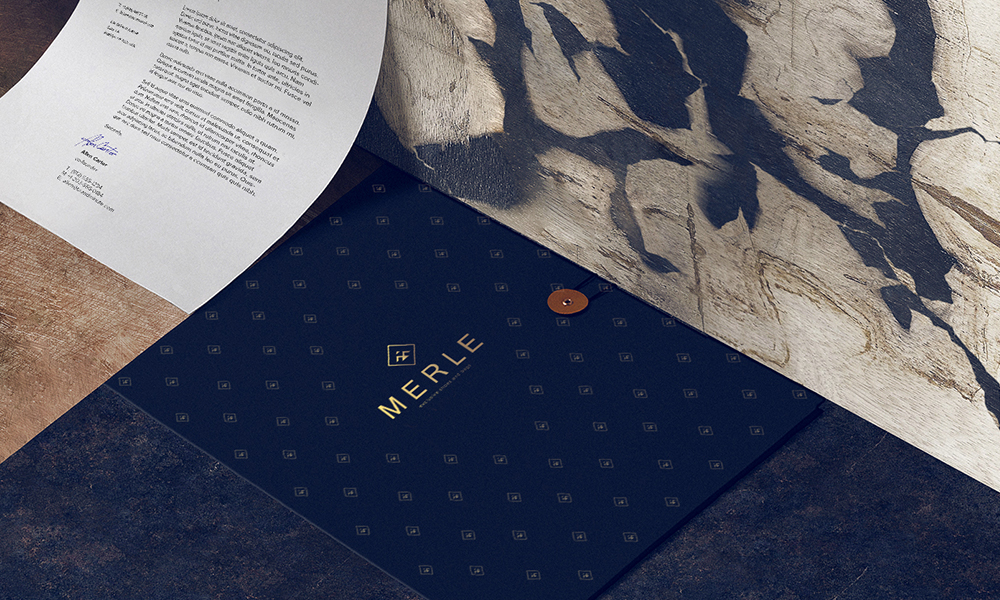 Rebranding for a personal brand MERLE-image