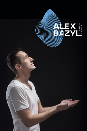 Personal branding for Alex Bazyl