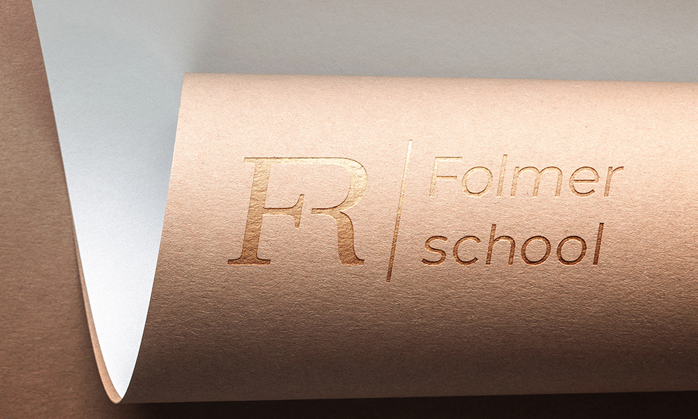 Branding for Folmer School-image