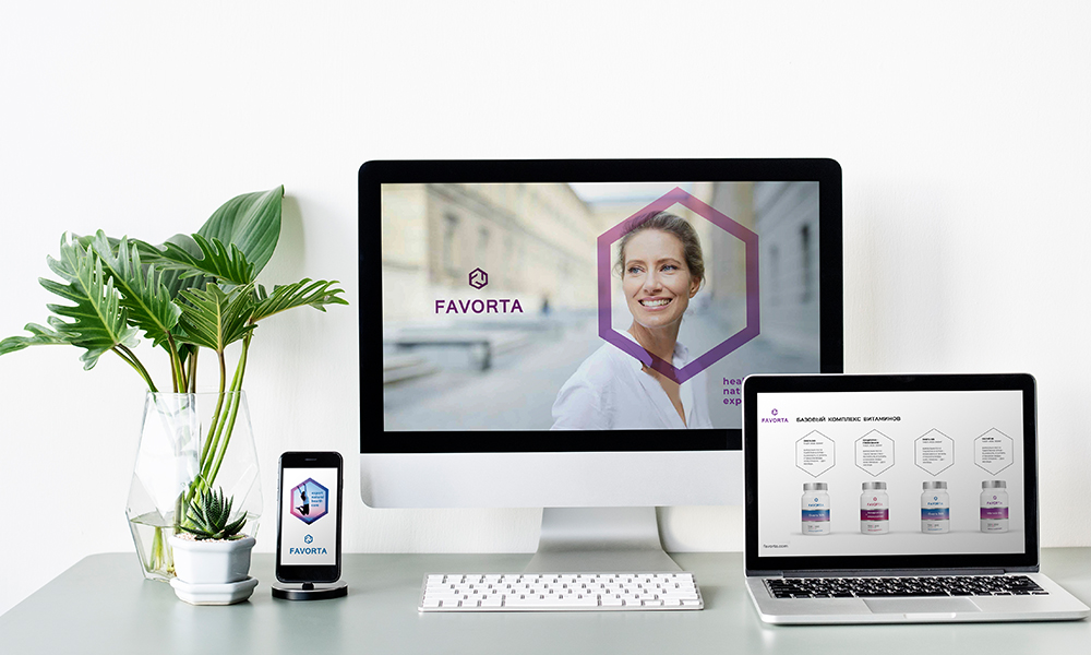 Branding for Favorta-image
