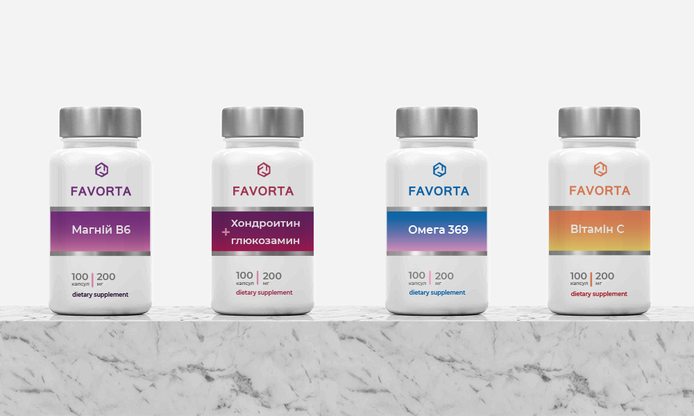 Branding for Favorta
