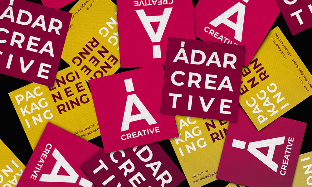 Branding for Adar Creative-image